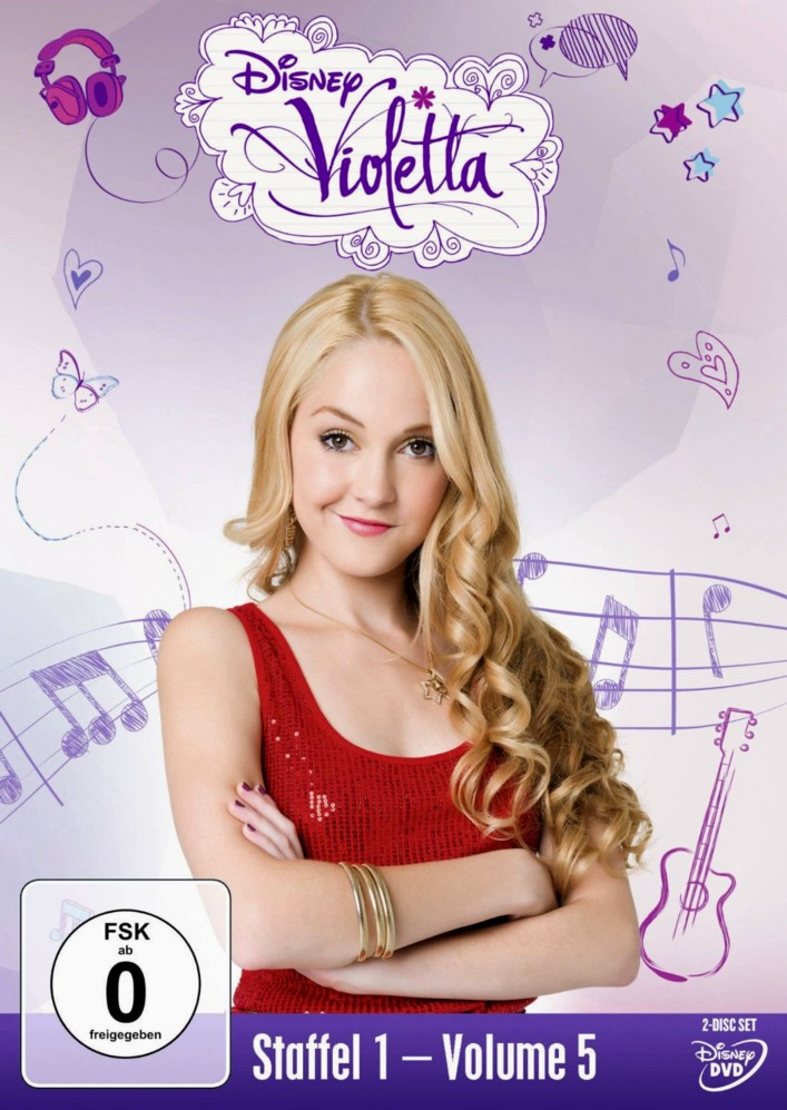 violetta 1 staffel volume 5 martina stoessel diego ramos dvd 005 8717418458607 ebay. Black Bedroom Furniture Sets. Home Design Ideas