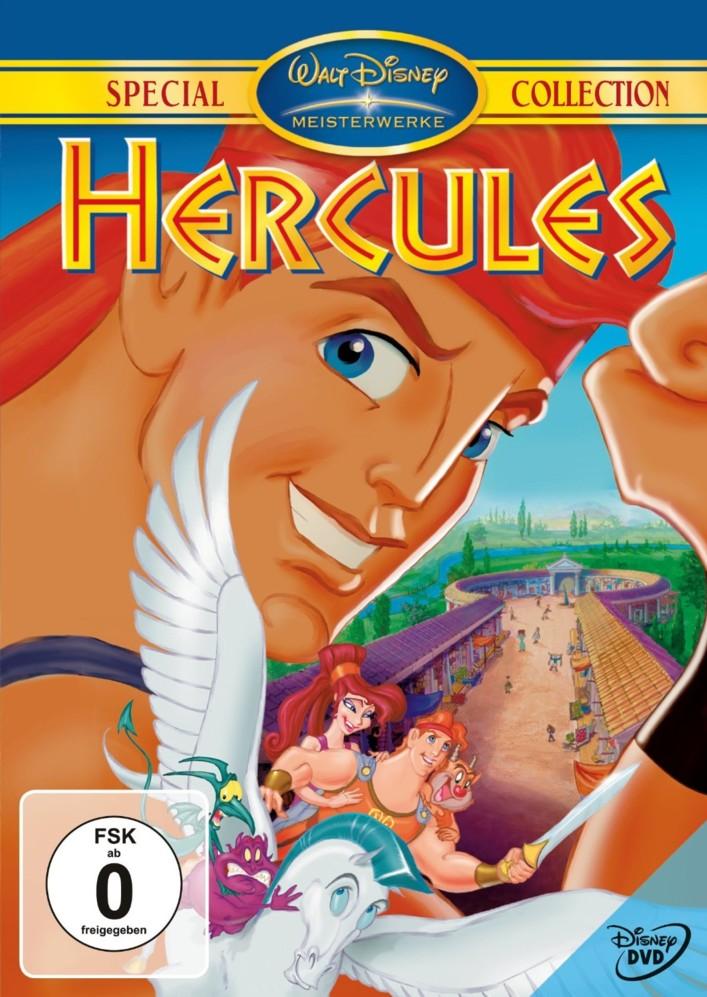 Hercules special collection herkules walt disney dvd - Hercule walt disney ...