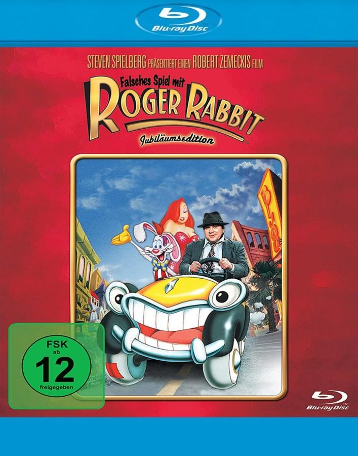 Falsches Spiel mit Roger Rabbit (Walt Disney) | Blu-ray | 008 | eBay