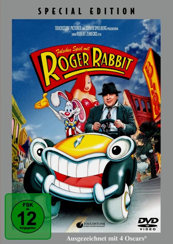 Atemberaubend Falsches Spiel Mit Roger Rabbit Disney Bilder ...